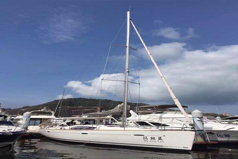 进口博纳多46尺帆船