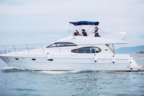发现号56豪华游艇